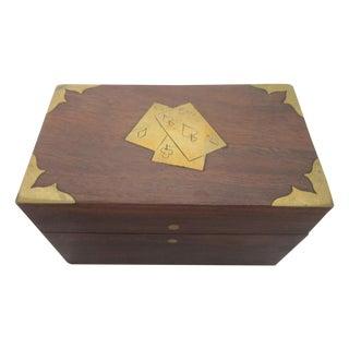 Vintage Card Box