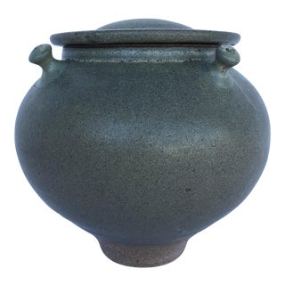 Ceramic Lidded Container/Pot