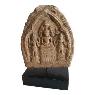 19th Century Antique Burmese Amulet