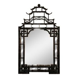 Chinoiserie Pagoda Mirror