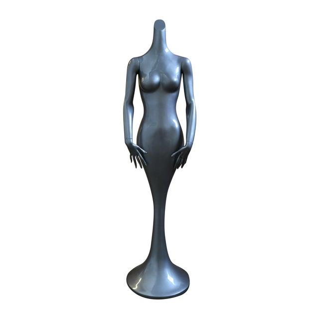 Image of Saarinen Style Tulip-Shaped Modernist Mannequin