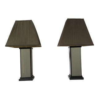Pair of 1970s Table Lamps by Liteline