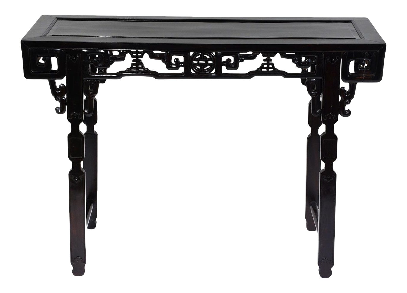Antique Chinese Rosewood Altar Table
