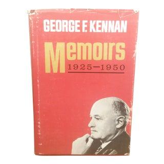 George F. Kennan Memoirs 1925-1950