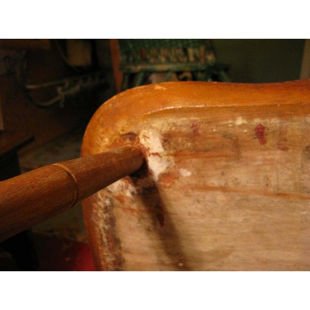 Antique Signed Samuel Gragg Windsor Chair - Image 5 of 11