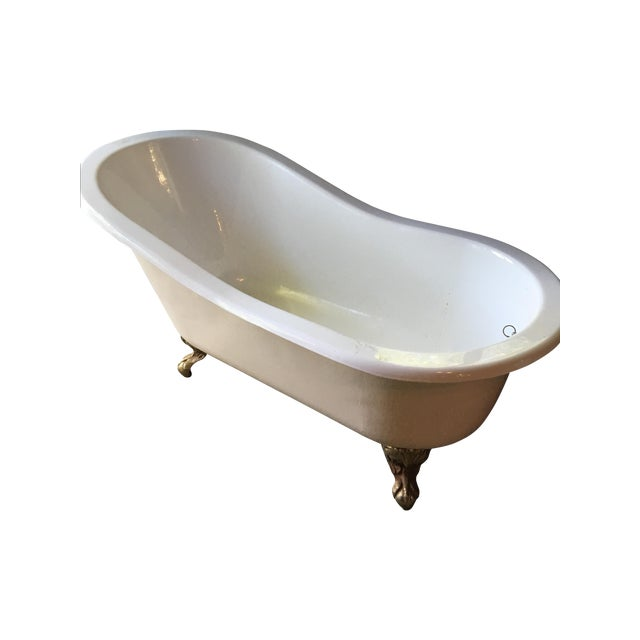 Antique Footed Tub - Image 1 of 5