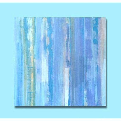 """""""RiSiNG TiDE"""" Original Abstract Painting - Image 5 of 5"""