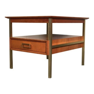 Drexel Sun Coast Mid-Century Modern Side Table