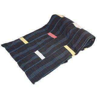Vintage Baule Hand-Woven Textile