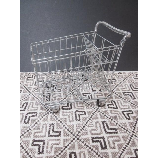 Vintage Pop Art Shopping Cart - Image 6 of 9