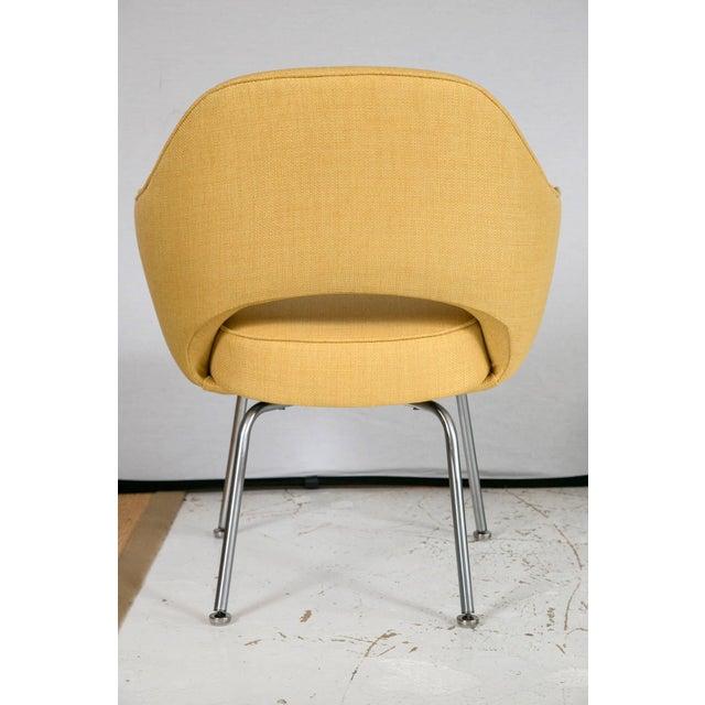 Saarinen Executive Armchair, Canary Yellow - Image 4 of 8