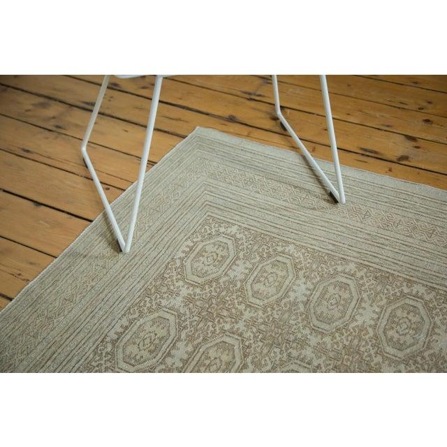 "Vintage Distressed Kaisary Carpet - 6'7"" x 9'5"" - Image 3 of 10"