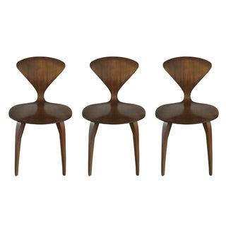 Norman Cherner Pretzel Chairs - Set of 3