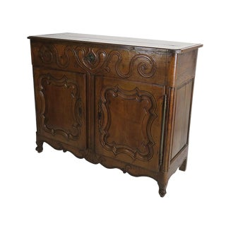 Louis XV Fruitwood Buffet