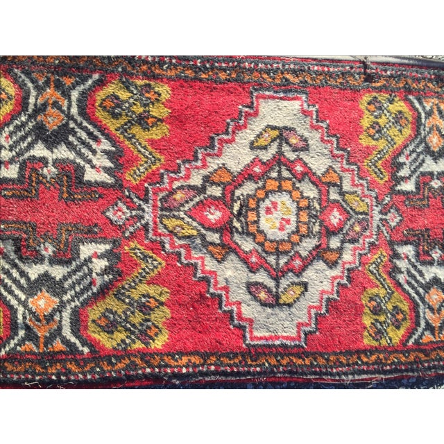 "Anatolian Persian Rug, 1'5"" x 3'3"" - Image 4 of 9"