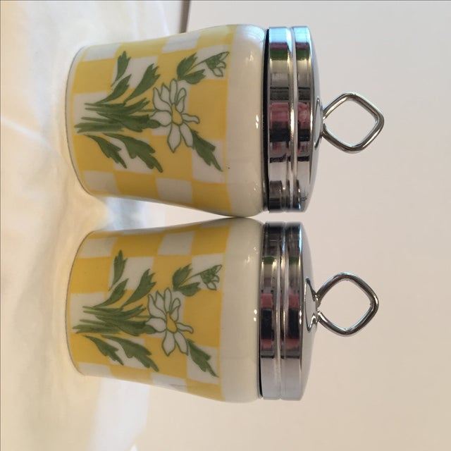 Egg Coddlers - Pair - Image 10 of 11
