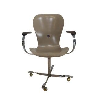 Mid-Century Gideon Kramer Ion Desk Chair