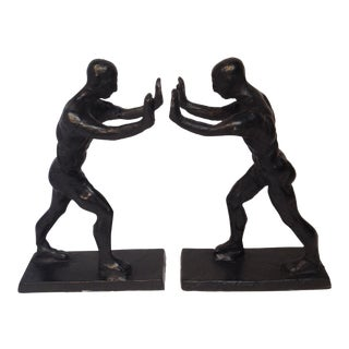 Working Man Bookends