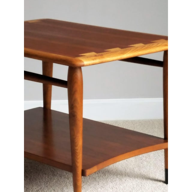 Lane Mid-Century Acclaim Side Tables - A Pair - Image 6 of 8