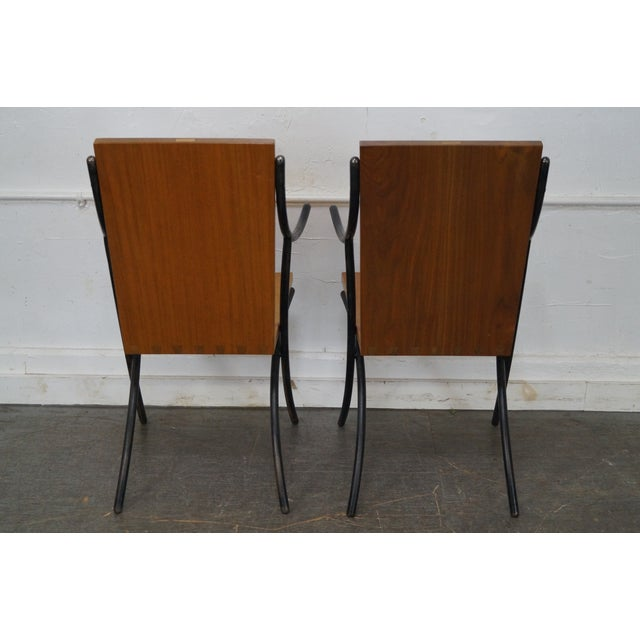 Rob Hare Klismos Essex Dining Chairs - Set of 6 - Image 4 of 10