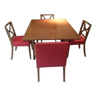 Widdicomb Dining Set