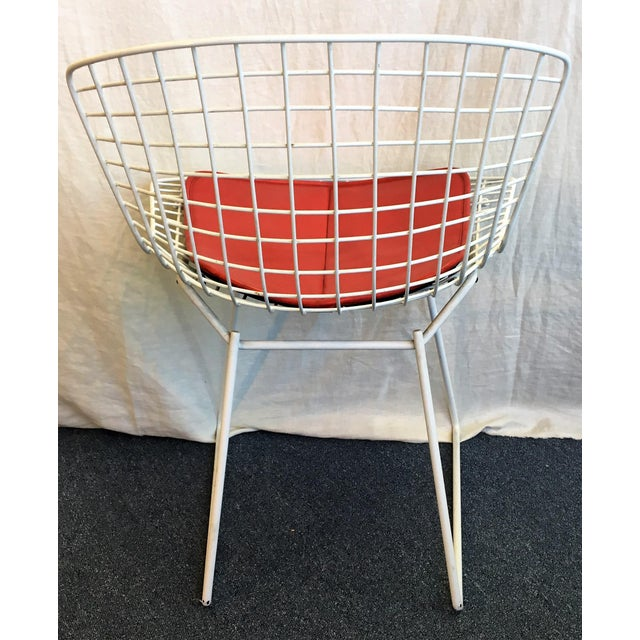 Harry Bertoia for Knoll Chairs - Set of 4 - Image 6 of 6