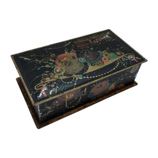 Park & Tilford Nuts and Fruits Tin