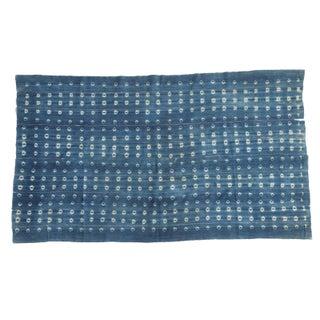 "Vintage African Textile Throw - 3'3"" X 5'10"""