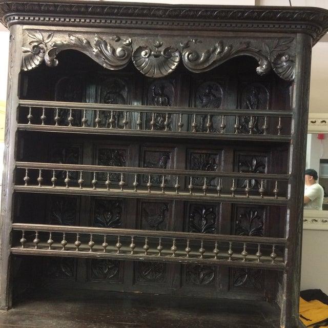 Cabinet - Antique Cabinet Circa 1850 - Image 2 of 10