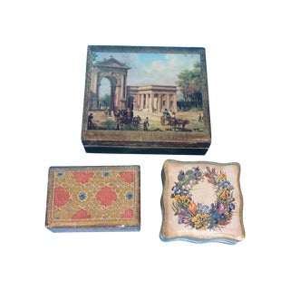 Florentine Painted Boxes
