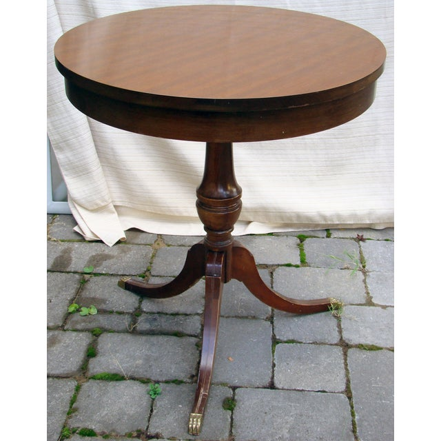 Early 20th Century Drum Table - A Pair - Image 2 of 11