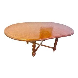Heirloom Walnut Dining Table