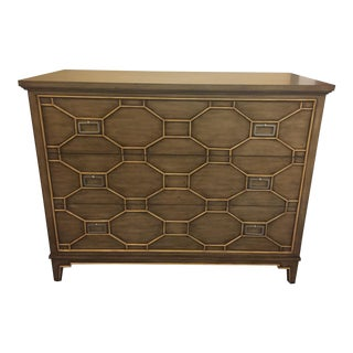 Sherrill Furniture Fretwork Dresser