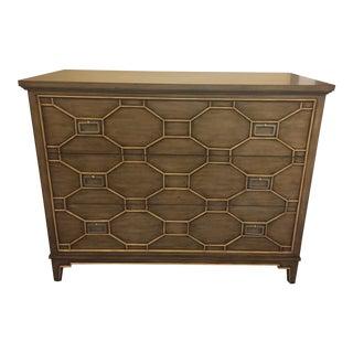 Sherrill Furniture Fretwork Dresser