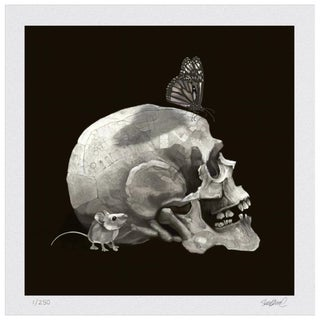 Gray Matter Limited Edition Print