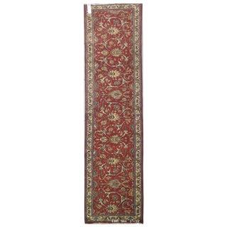 Vintage Persian Tabriz Rug - 2′7″ × 12′8″