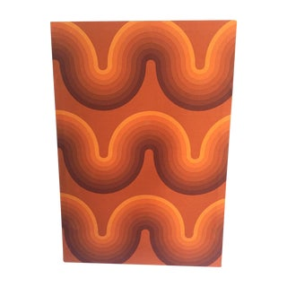 Verner Panton for Mira Op Art Fabric