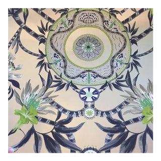 6 Unopened Rolls of Matthew Williamson Wallpaper