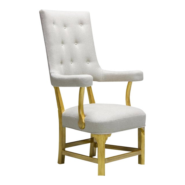 "Truex American Furniture ""The George Chair"" - Image 1 of 4"