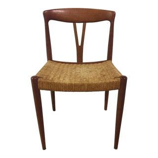 Danish Modern Wishbone Accent Chair