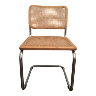 Marcel Breuer Cesca Cane Side Chair