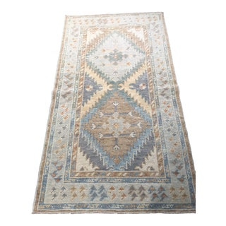 Bellwether Rugs Genuine Turkish Oushak Rug 3'x5'3""