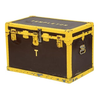 Templeton Polo Stables Tack Box From the Cz. Guest Estate!~