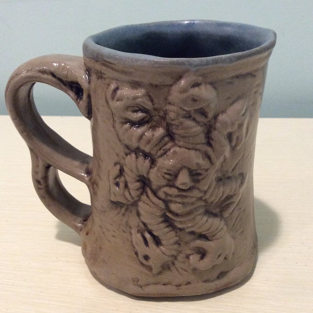 1970s Earthy Creature Coffee Mug - Image 5 of 11