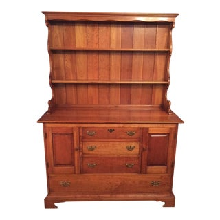 Stickley Sideboard & Hutch