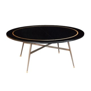 Black and Gold Coffee Table / Dinning Table