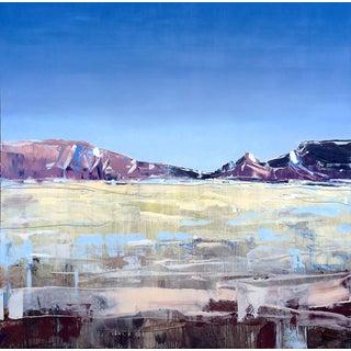 David Shingler Painting - Moab Plains. Utah