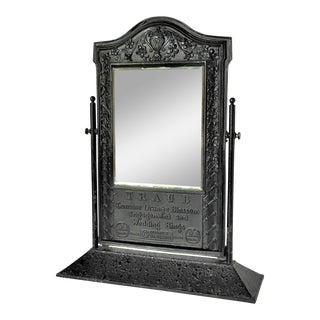 Antique Store Countertop Mirror