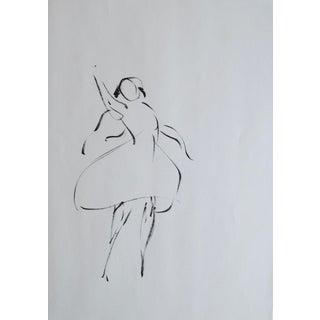 Female Figurative Drawing