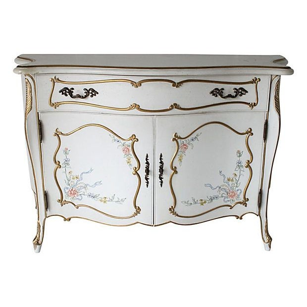 French China Cabinet - Image 3 of 5